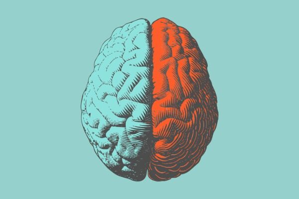 Engaging the logical brain to manage anxiety