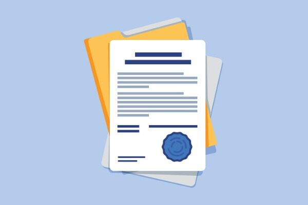Documents for mortgage