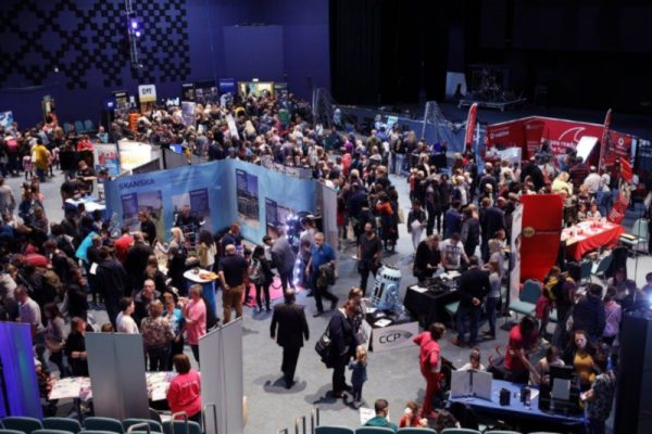 How freelance communities can change your world Peterborough STEM Festival 2019